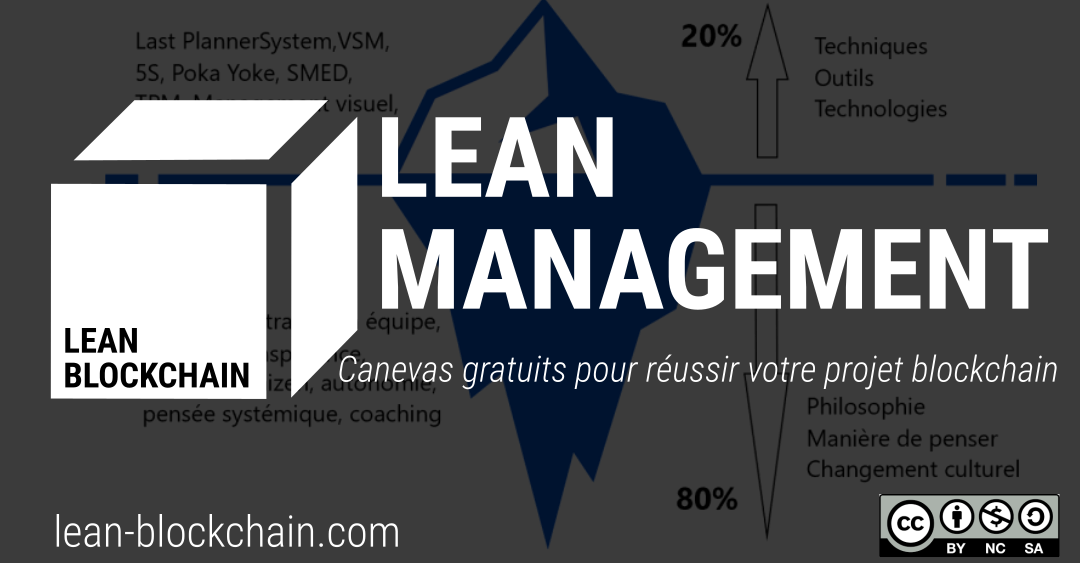 Lean blockchain et les 14 principes du lean management
